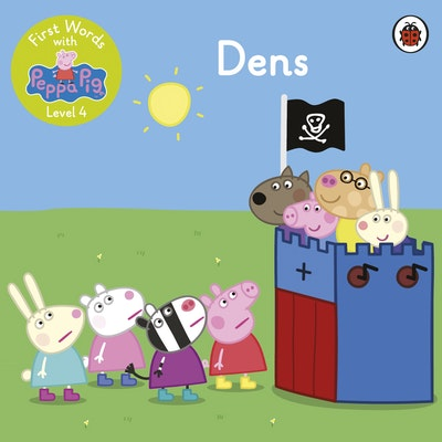 First Words with Peppa Level 4 - Dens