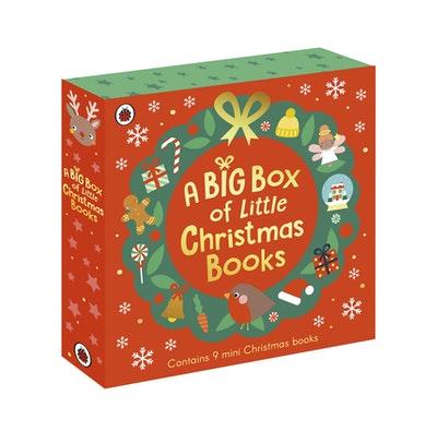 A Big Box of Little Christmas Books