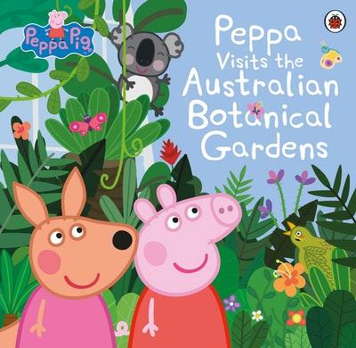 Peppa Visits the Australian Botanical Gardens