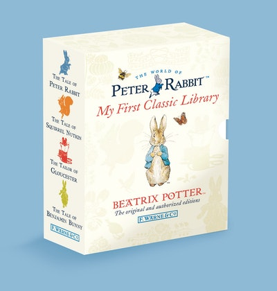 Peter Rabbit: My First Classic Library