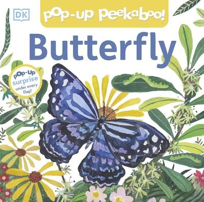 Pop-Up Peekaboo! Butterfly
