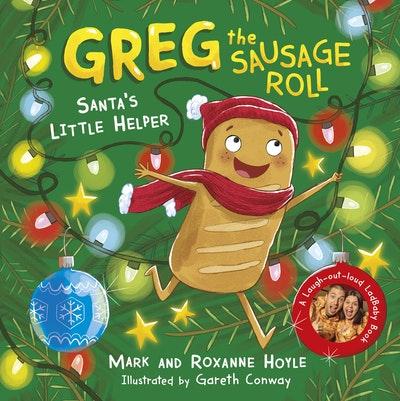 Greg the Sausage Roll: Santa's Little Helper