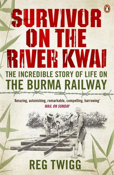 Survivor on the River Kwai
