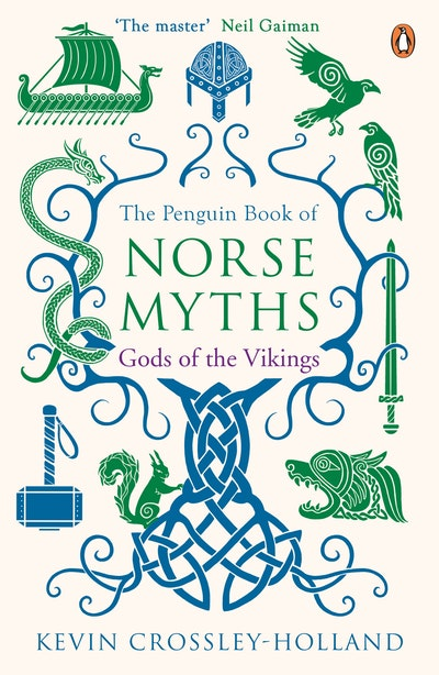 The Penguin Book of Norse Myths (Reissue)