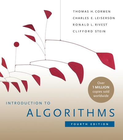 Introduction to Algorithms, fourth edition