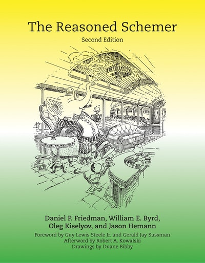 The Reasoned Schemer, second edition