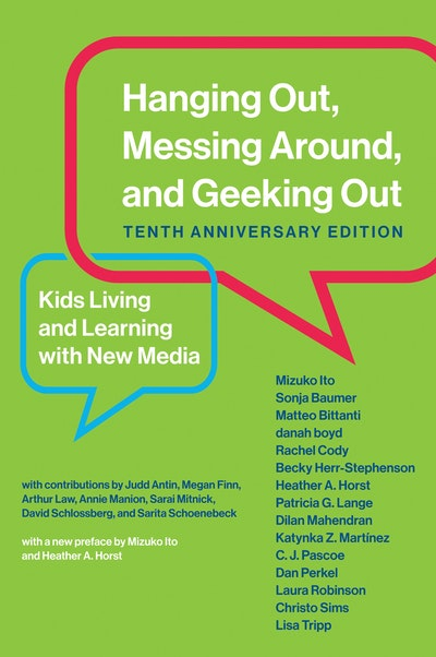 Hanging Out, Messing Around, and Geeking Out, Tenth Anniversary Edition