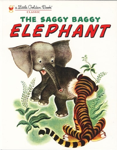 LGB The Saggy Baggy Elephant