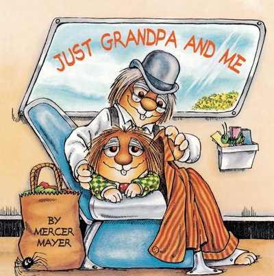 LL Critt: Just Grandpa And Me
