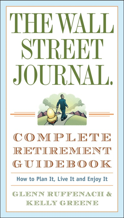 Wsj Complete Retirement Guideb