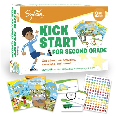 Sylvan Kick Start For Second Grade