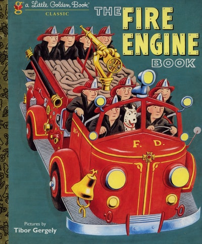LGB The Fire Engine Book