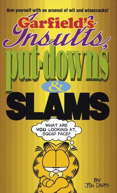 Garfield's Insults, Put-Downs & Slams