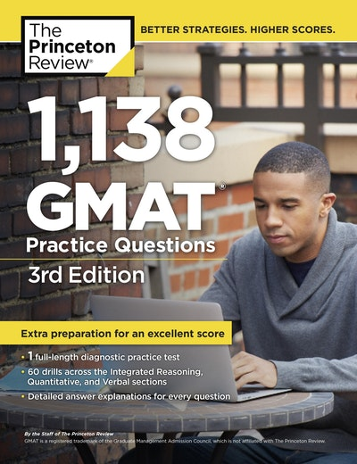 1,037 Gmat Practice Questions, 3rd Edition
