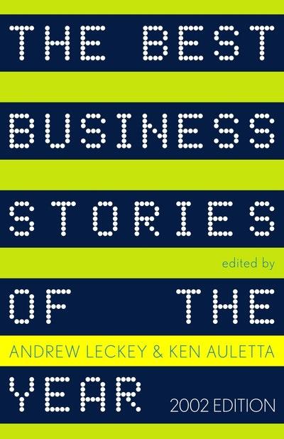 Best Business Stories 2002