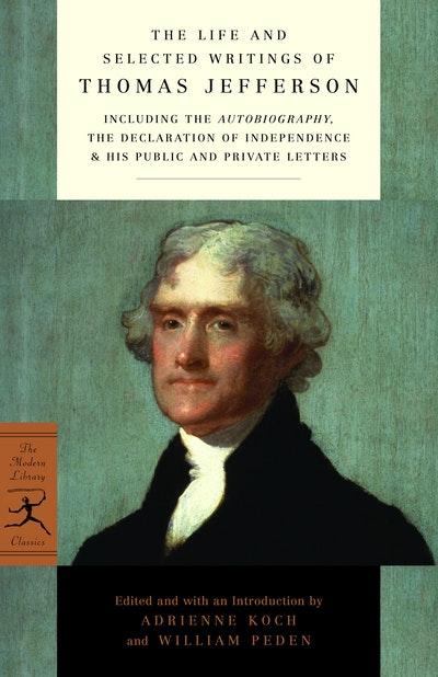 Life & Selected Writing Jefferson