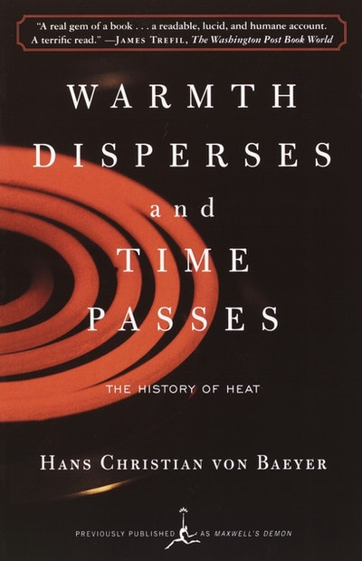 Mod Lib Warmth Disperses & Time Passes