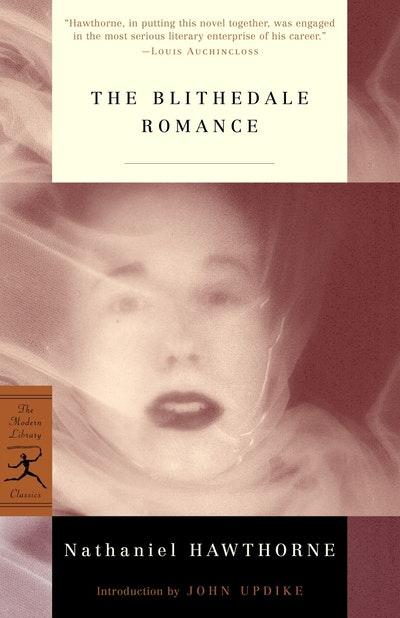 Mod Lib Blithedale Romance