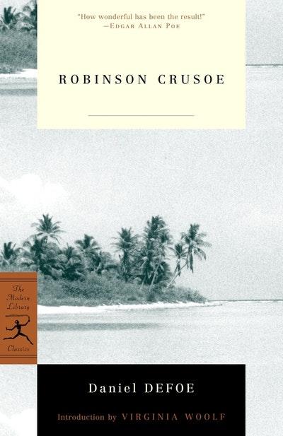 Mod Lib Robinson Crusoe