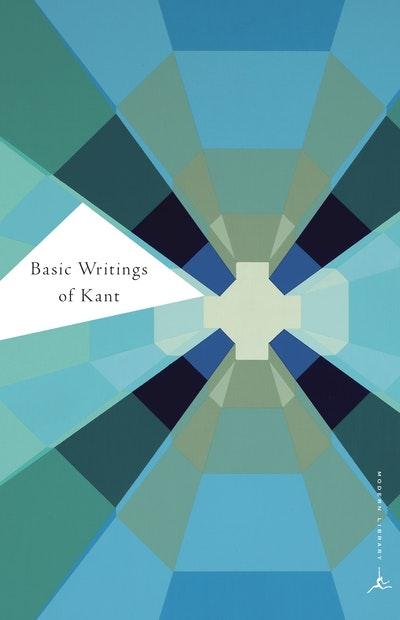 Mod Lib Basic Writings Of Kant