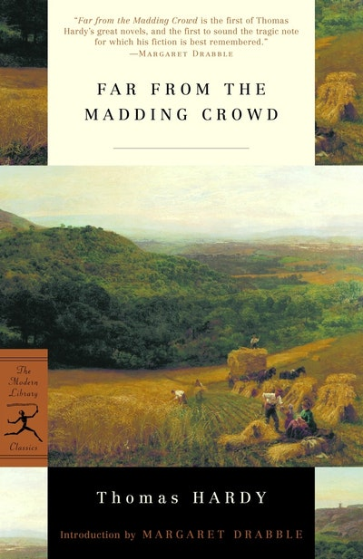 far from the madding crowd essay How does thomas hardy gain sympathy for his female characters in 'far from the madding crowd' sympathy allows us to walk in someone else's shoes.