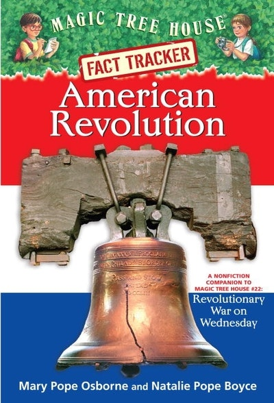 Magic Tree House Fact Tracker #11 American Revolution