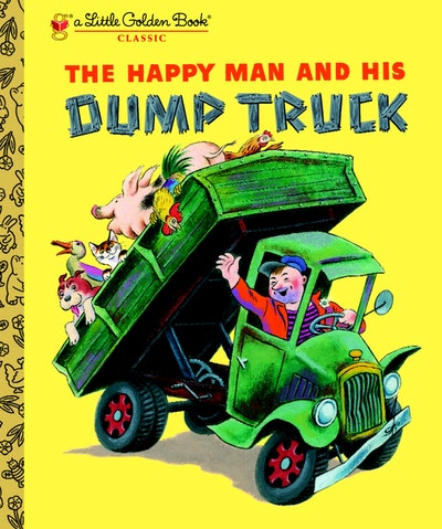 Lgb Happy Man And His Dump Truck