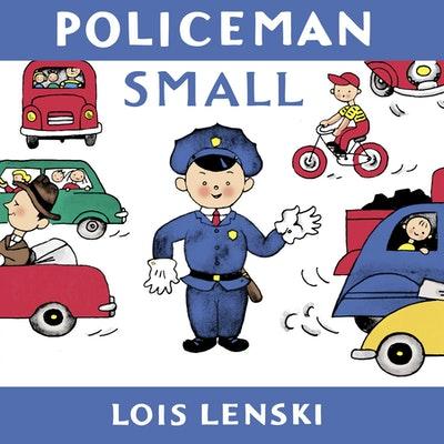 Policeman Small Board Book