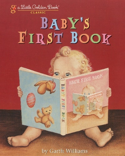 LGB Baby's First Book