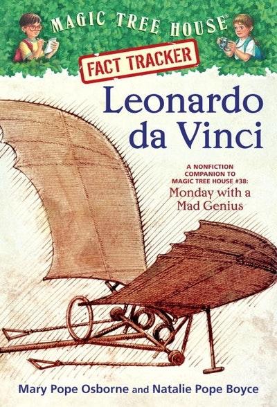 Magic Tree House Fact Tracker #19 Leonardo Da Vinci