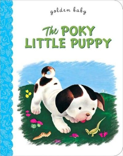 The Poky Little Puppy Board Book