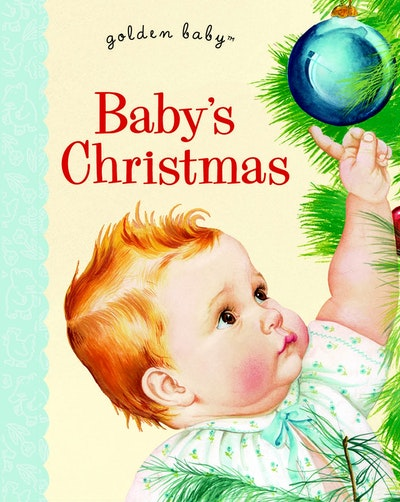 Baby's Christmas Board Book