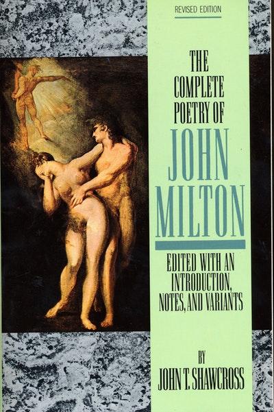 Compl Poetry John Milton