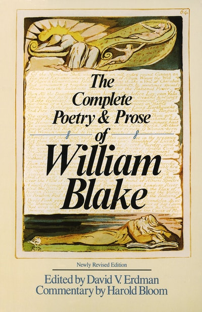 Compl Poetry Blake Rev Ed