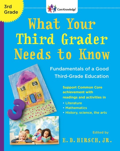 What Your 3rd Grader Needs(Rev