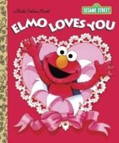 LGB Elmo Loves You (Sesame Street)