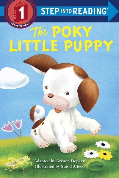 The Poky Little Puppy Step Into Reading Lvl 1