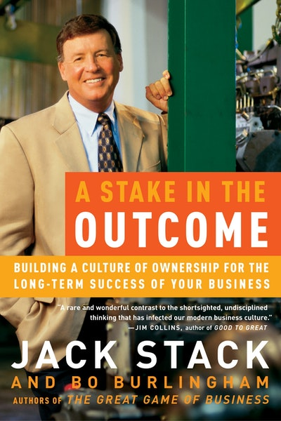 Stake In The Outcome