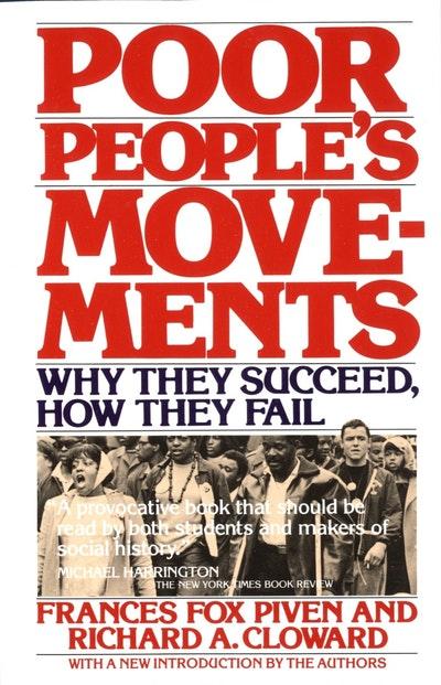 Poor Peoples Movements