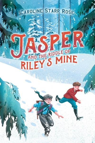 Jasper And The Riddle Of Riley's Mine