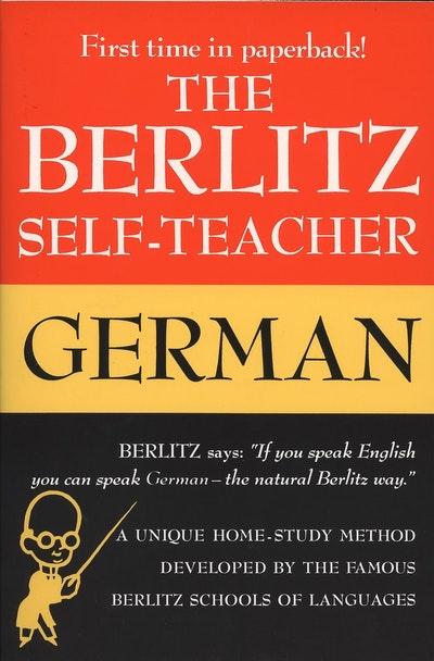 The Berlitz Self-Teacher -- German