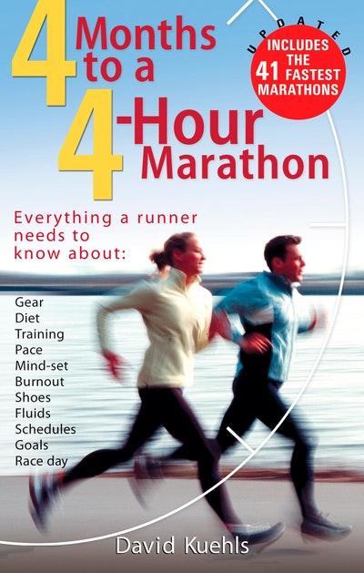 4 Months to a 4-hour Marathon Updated