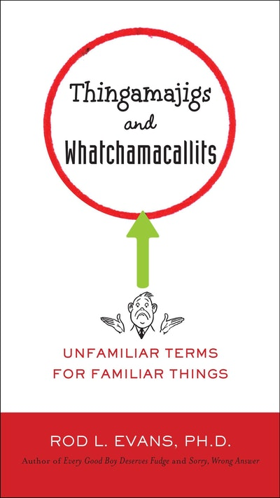 Thingamajigs and Whatchamacallits