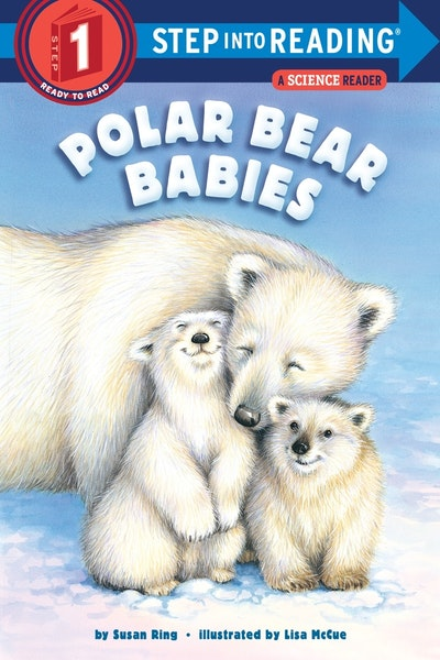 Polar Bear Babies Step Into Reading Lvl 1