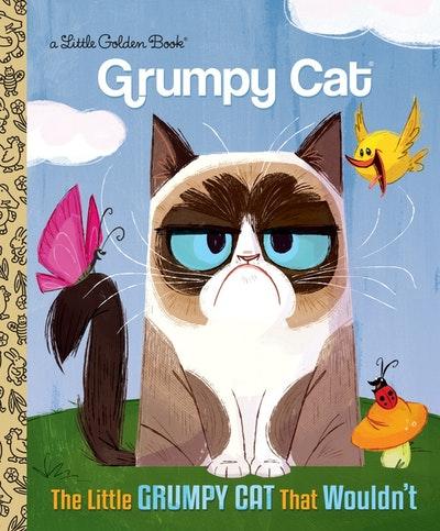 LGB The Little Grumpy Cat That Wouldn't