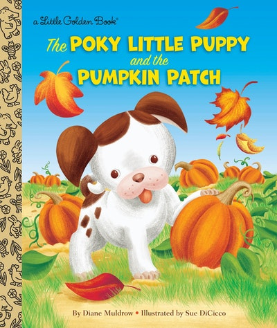 LGB The Poky Little Puppy And The Pumpkin Patch