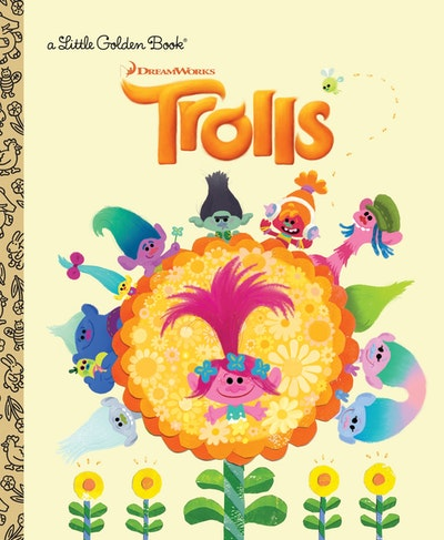 LGB Trolls Little Golden Book (DreamWorks Trolls)