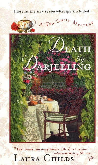 Death By Darjeeling: A Tea Shop Mystery Book 1