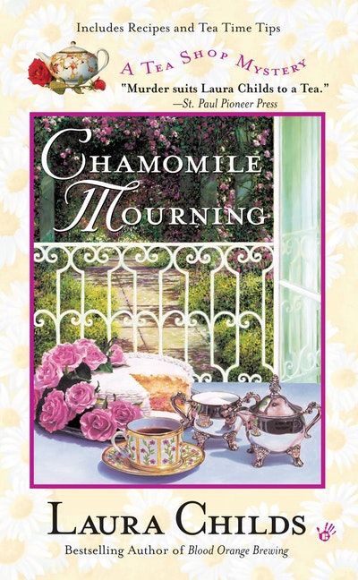 Chamomile Mourning: A Tea Shop Mystery Book 6