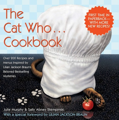 The Cat Who...Cookbook (Updated)